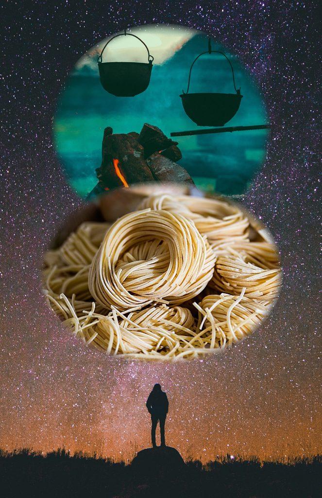 food scifi